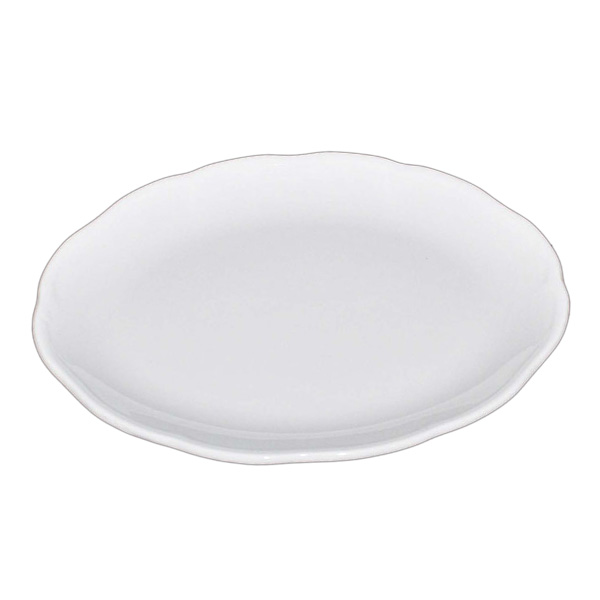 dinner-plate-oval-white-china  sc 1 st  M. Ou0027Byrne Hire & Dinner Plates Oval (White China) - M. Ou0027Byrne Hire - Event hire ...