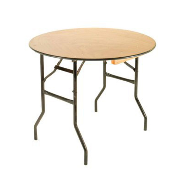 3ft round m o 39 byrne hire event hire specialists in for 10 foot round table